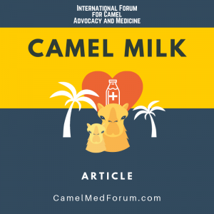 6 Benefits of Camel Milk
