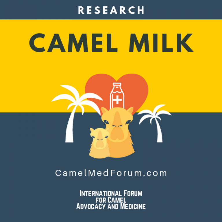 Effect of Camel Milk on Liver and Kidneys Function